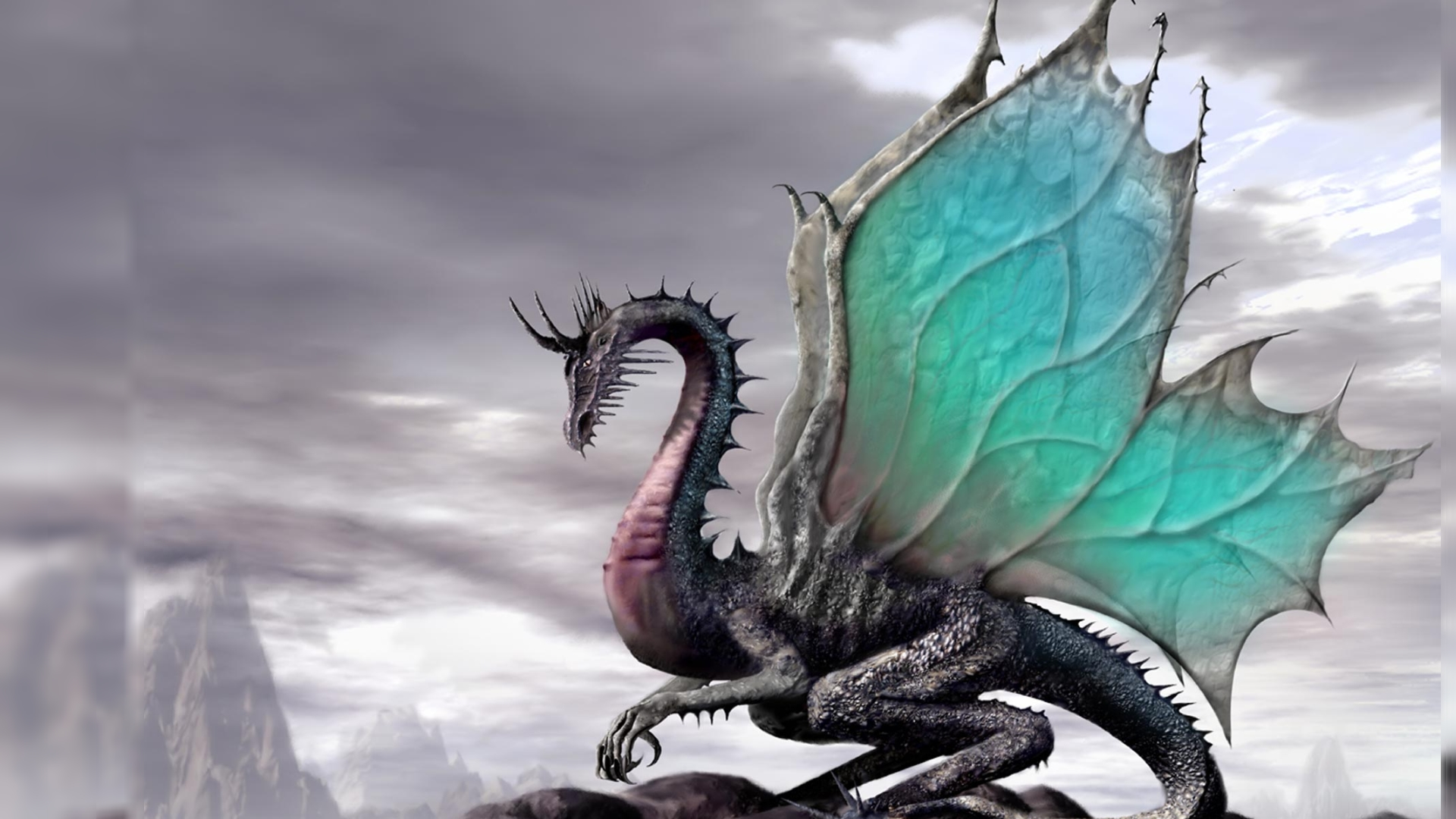 Top 50 hd dragon wallpapers images backgrounds desktop - Dragon wallpaper hd for pc ...