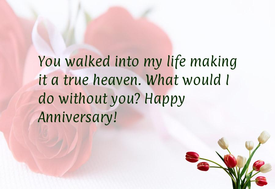 Wedding Gift Message For Husband : ... Wedding Anniversary Wishes Images Photos Messages Quotes Gifts For