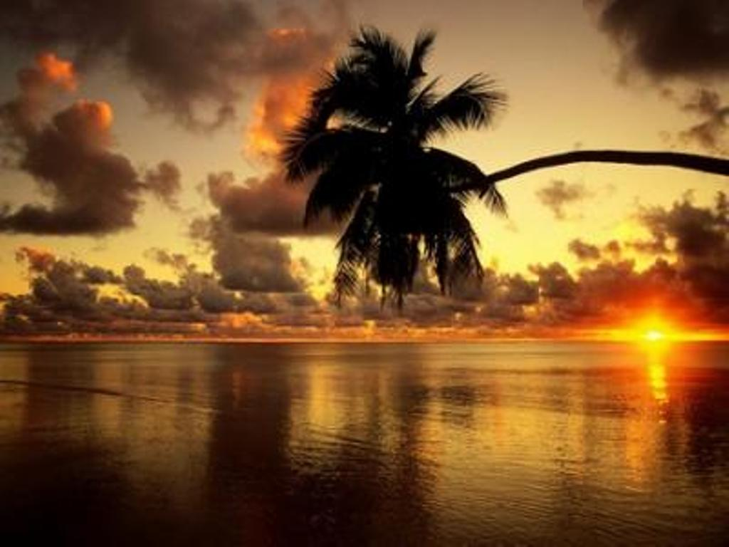 Sunset HD Wallpaper For PC