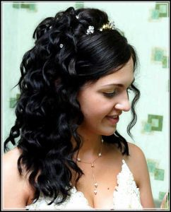 Miraculous Top 30 Most Beautiful Indian Wedding Bridal Hairstyles For Every Hairstyles For Women Draintrainus
