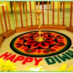 Top 35+ Beautiful Easy Simple Rangoli Designs For Diwali