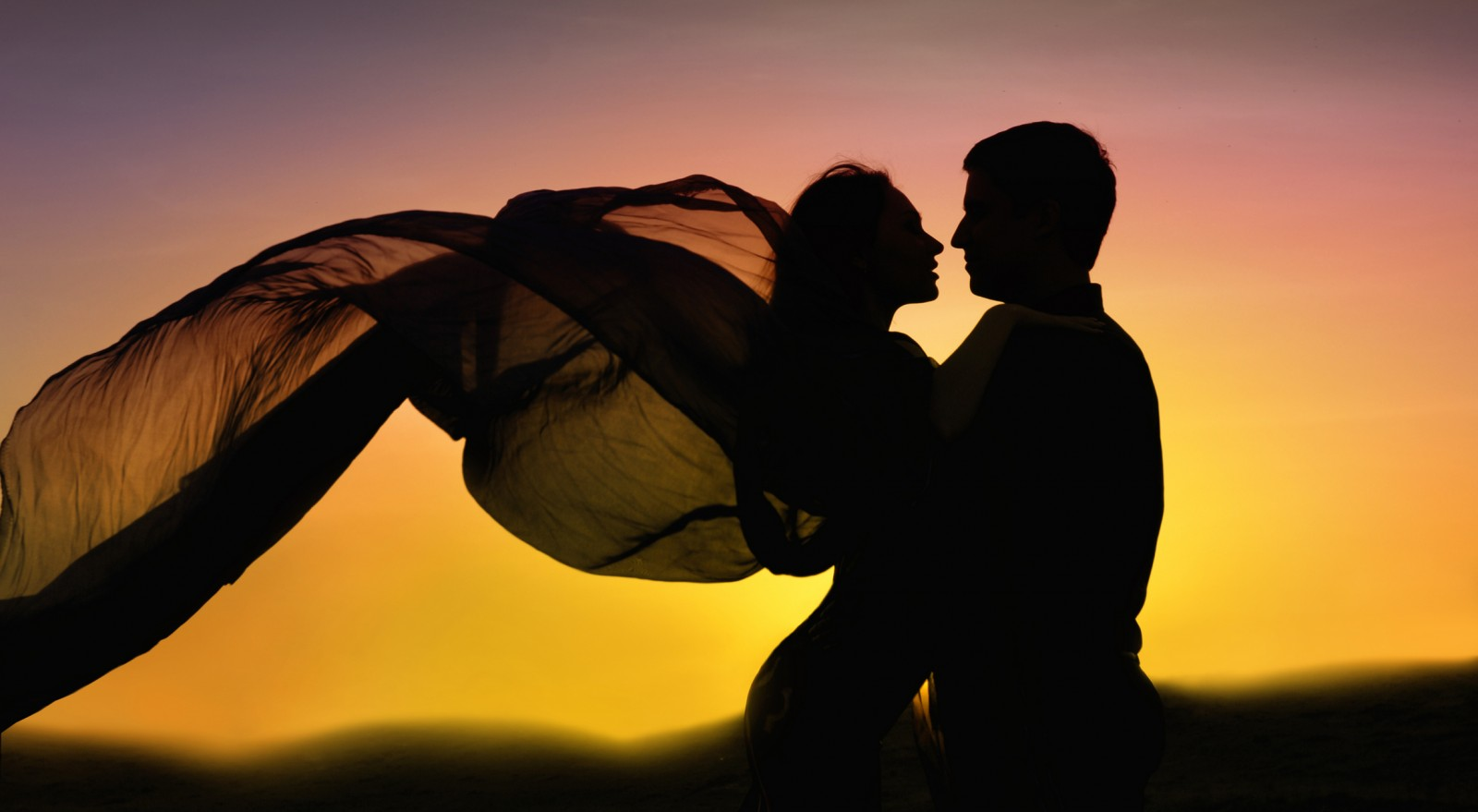 romantic silhouette wallpapers - photo #25
