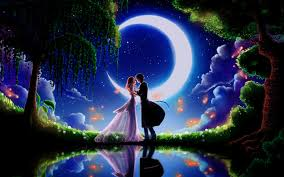 love couple mid night wallpapers