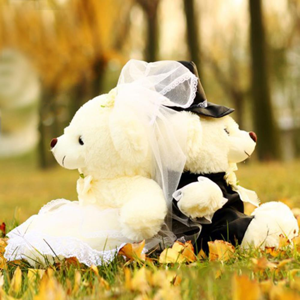 cute teddy couple images
