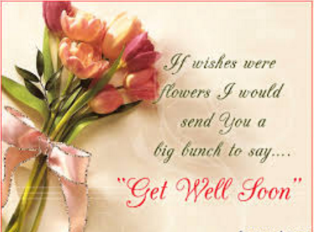 flowers wishes images free download