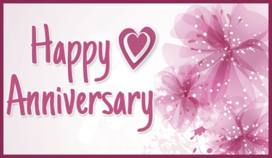 happy anniversary beautiful flowers wallpapers