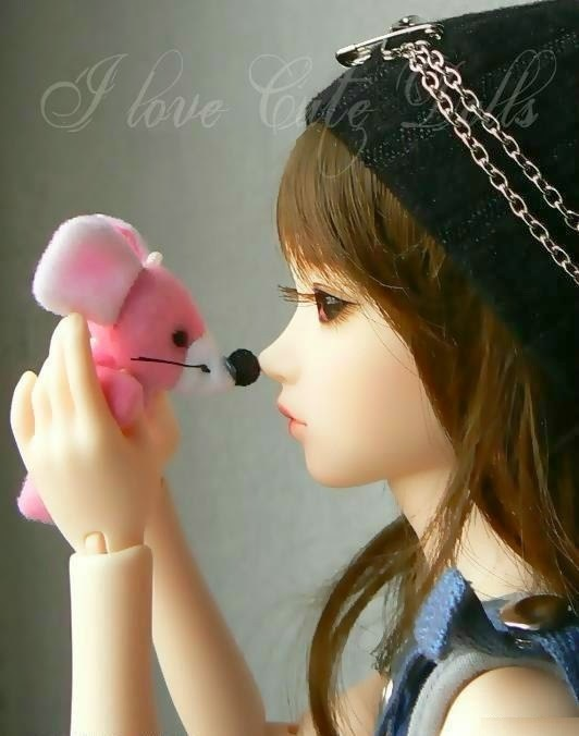 lovely barbie doll pictures