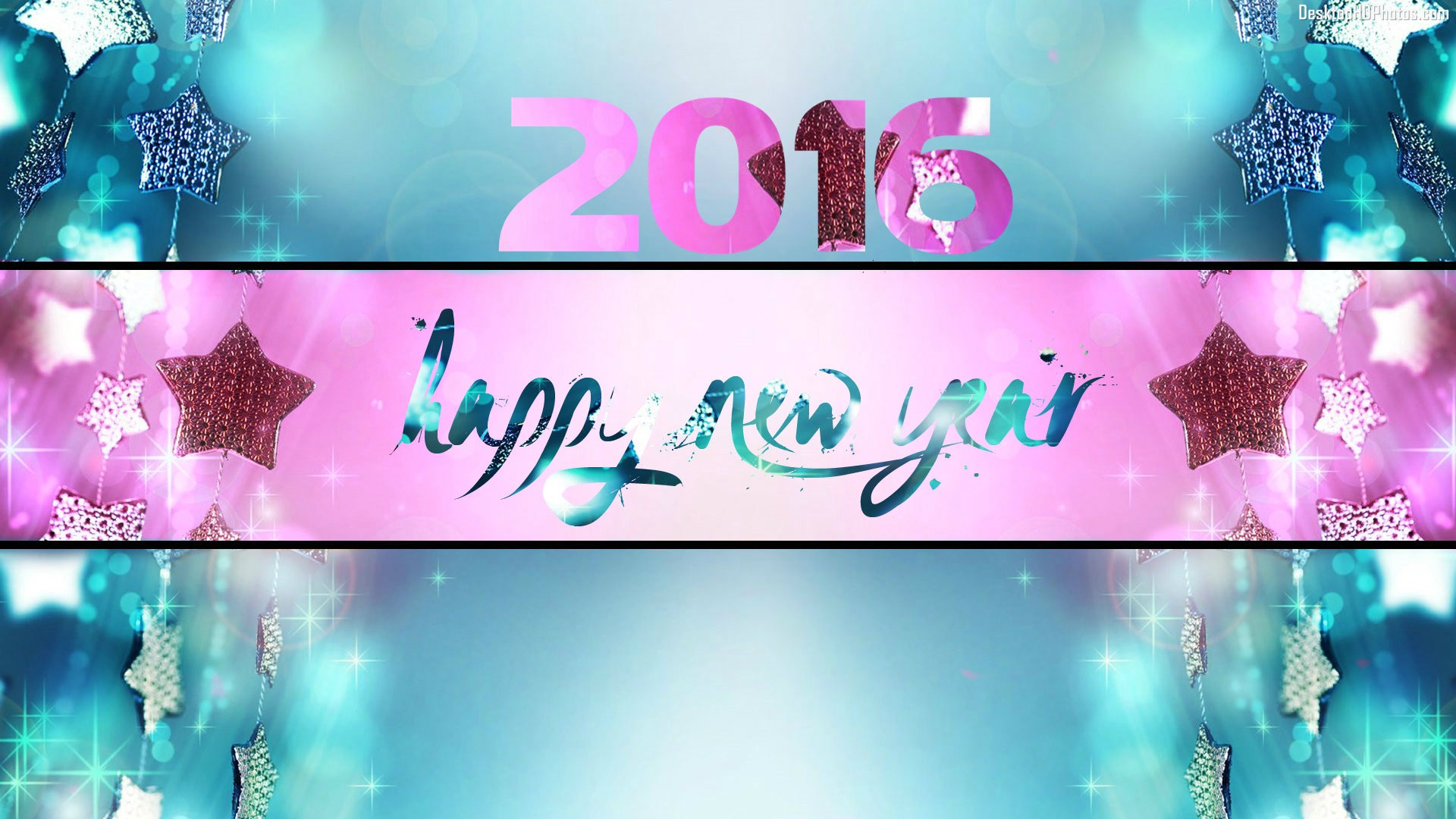 happy new year 3d wallpapers