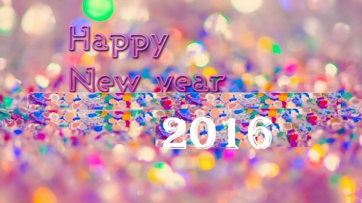 colorful happy new year wallpapers free