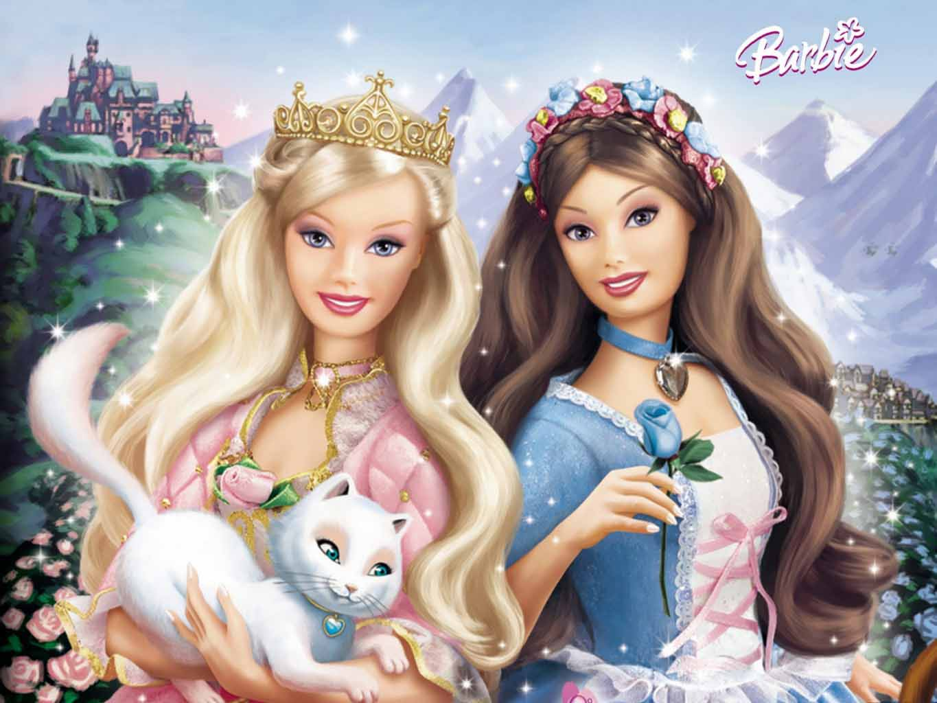 barbie with her friends pictures