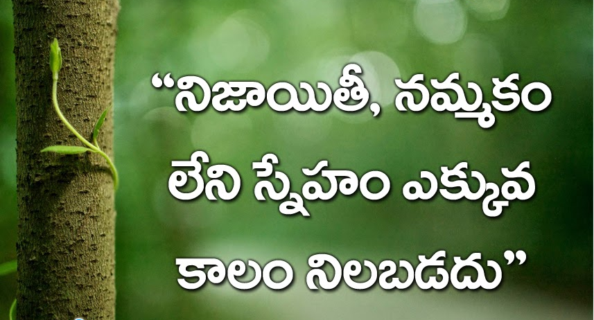 friendship day quotes for girlfriend in telugu