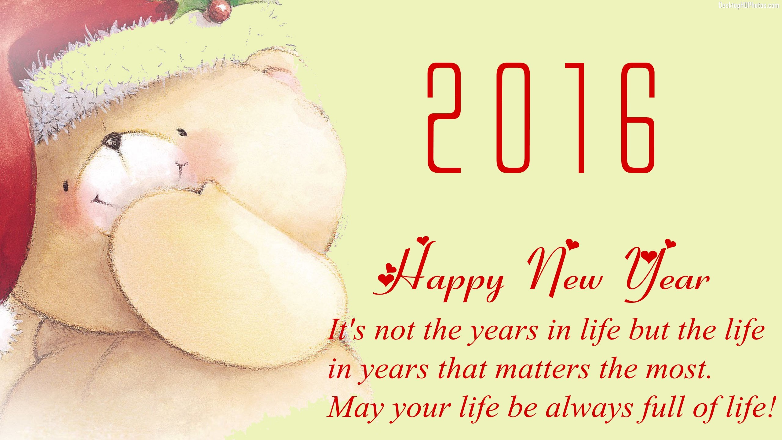 happy new year best wallpapers