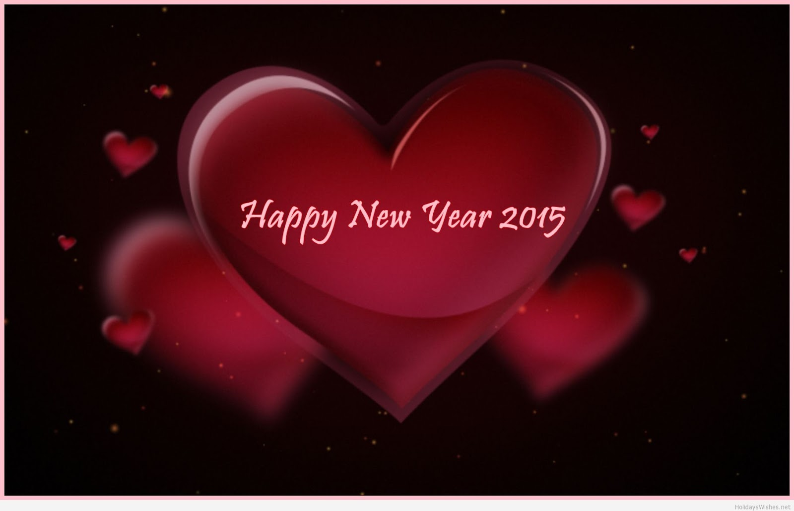 happy new year 2016 for lovers