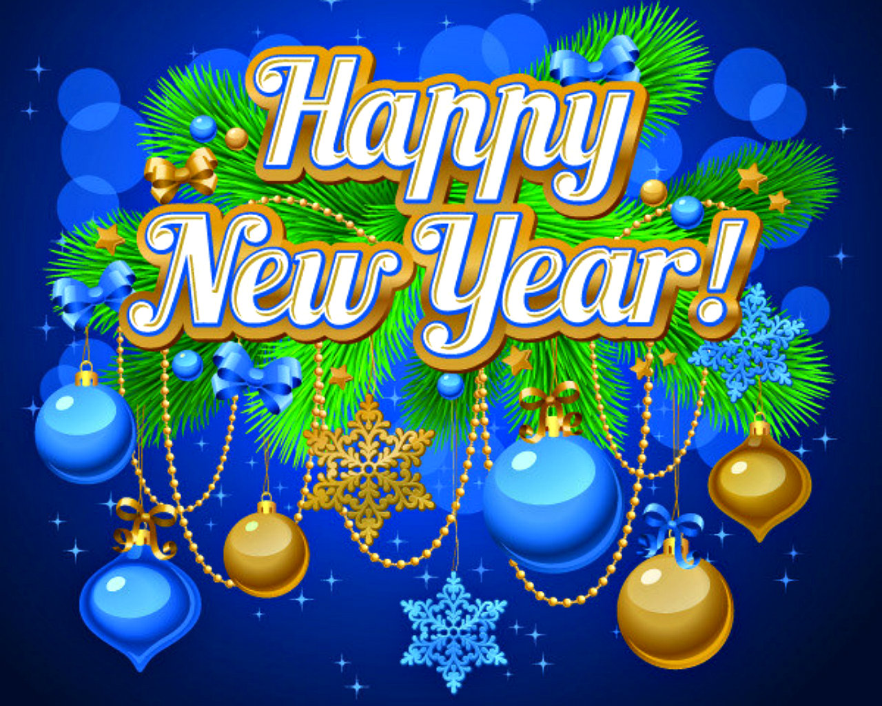 Latest Happy New Year HD Wallpapers Whats app DP Images Photos ...