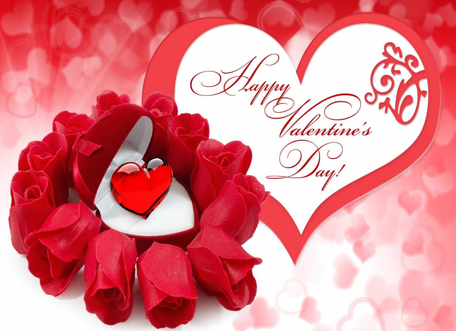 Top 100 Happy Valentines day Wishes Images Quotes Messages HD ...