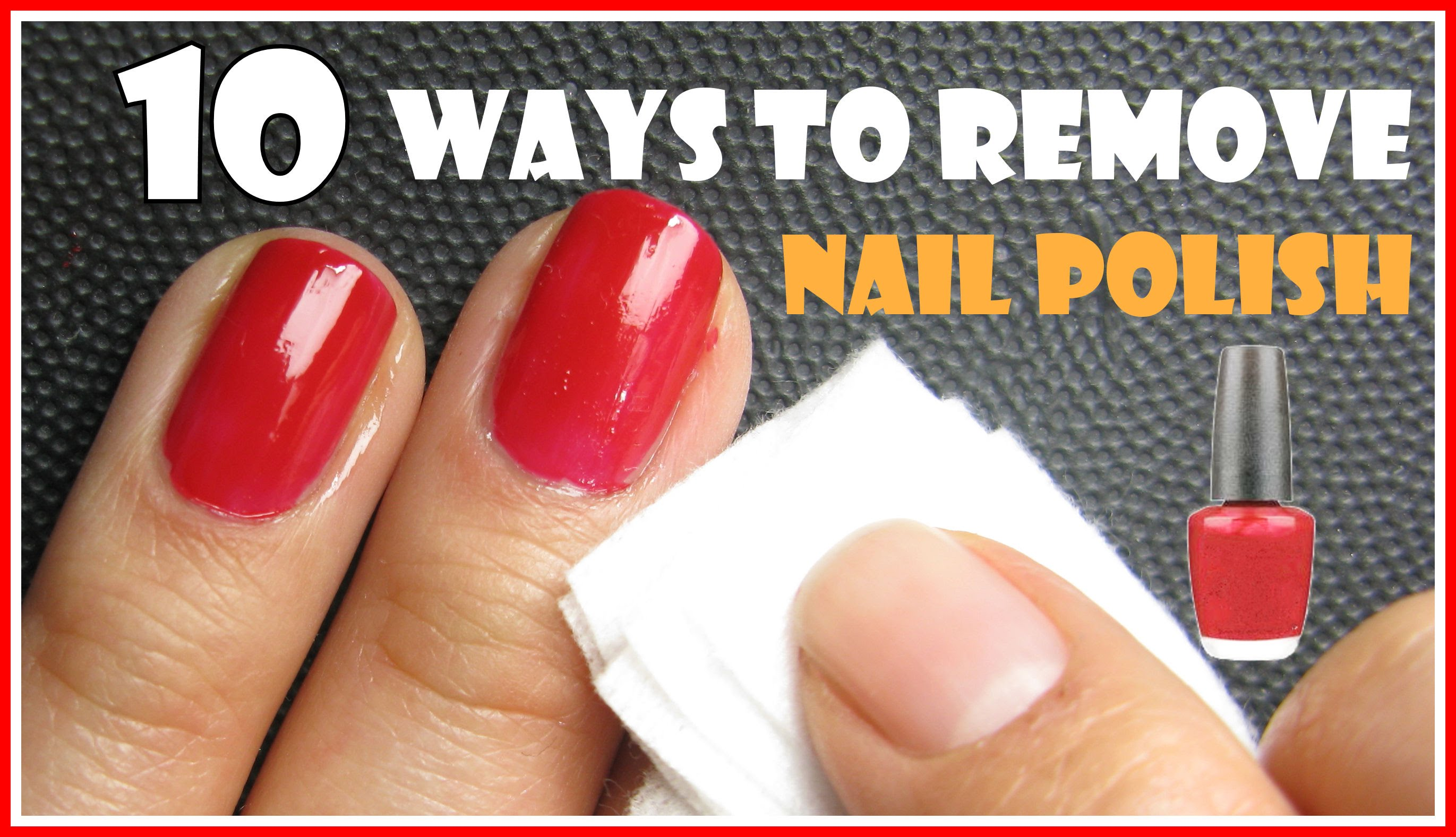 Nail Polish Remover On Clothes | 2017 - 2018 Best Cars Reviews