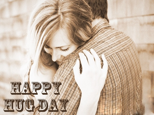 happy hug day whats app dp for girls