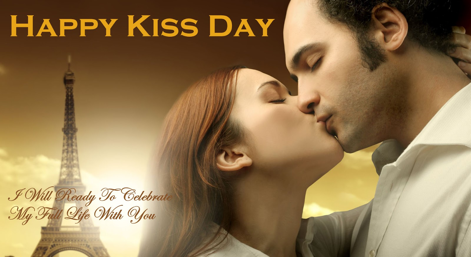 happy kiss day images free