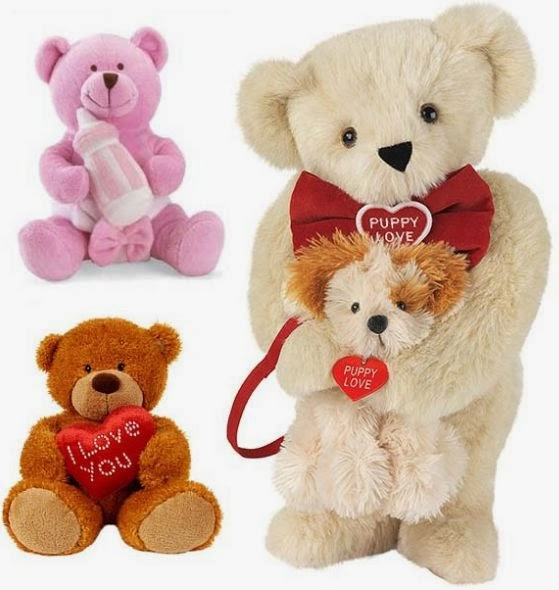 teddy bear day whats app dp for girls