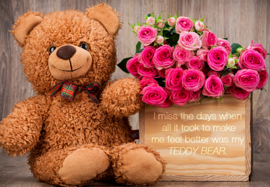 teddy bear day 2016 funny messages