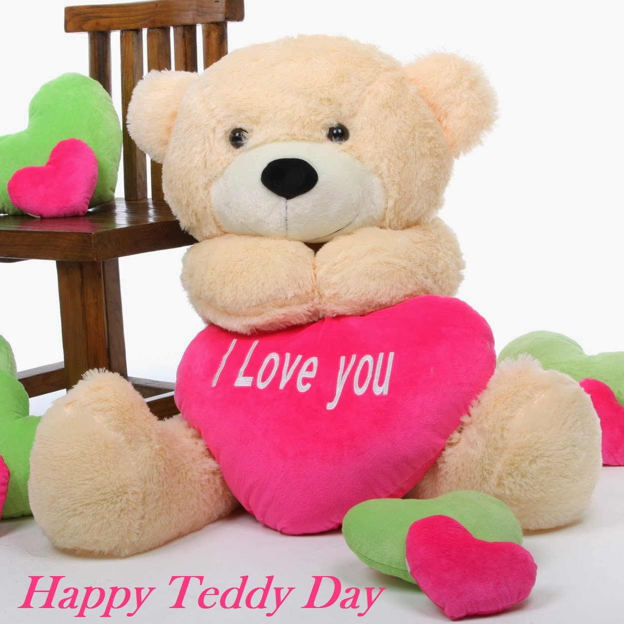 teddy bear day animated pictures