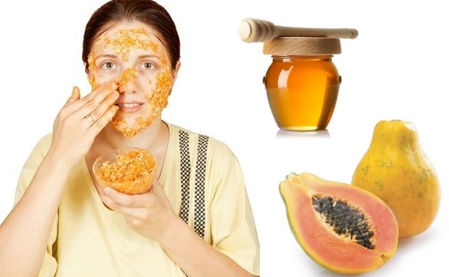 hand made face pack to remove sun tan