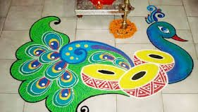 indian rangoli designs for diwali