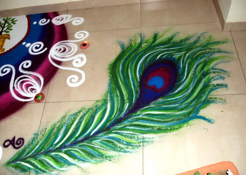 rangoli kolam collection