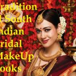 Traditional South Indian Bridal Make Up