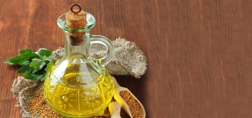mustard oil for hair growth