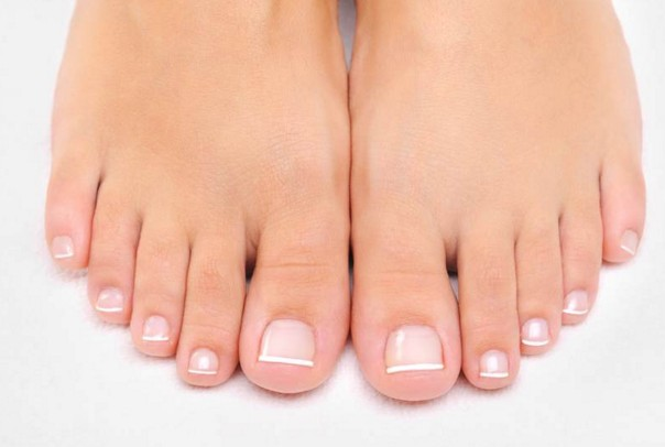 trimming of your toe nails