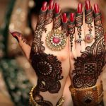 Top 50 Latest Arabic Mehendi Design Pictures For Hands