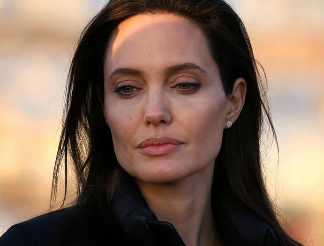 Angelina Jolie Best Wallpapers Photos Without Makeup
