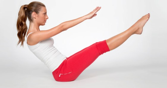 Boat Pose For Weight Loss