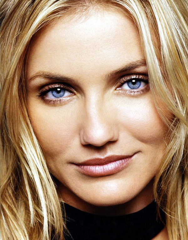 Cameron Diaz Beautiful eyes Pretty eyes Most Beautiful eyes