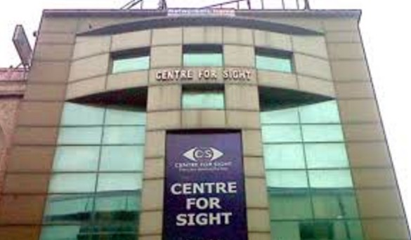 top 10 eye care hospital in india