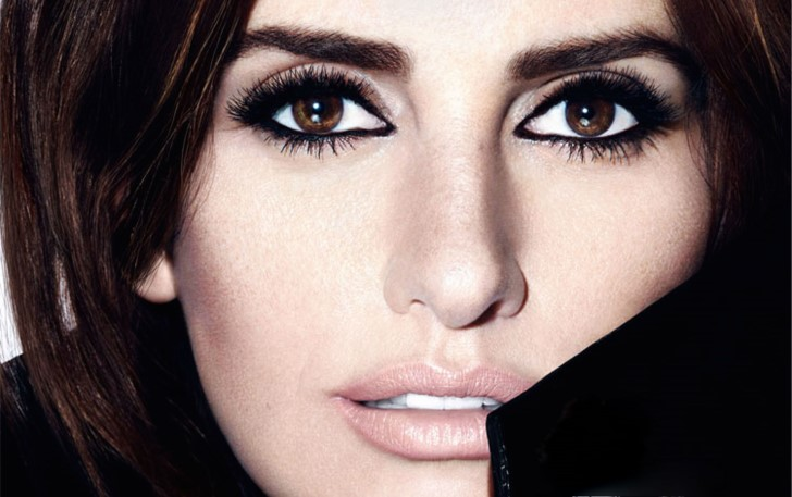 Penelope Cruz beautiful eyes photos Prettiest eyes in the world