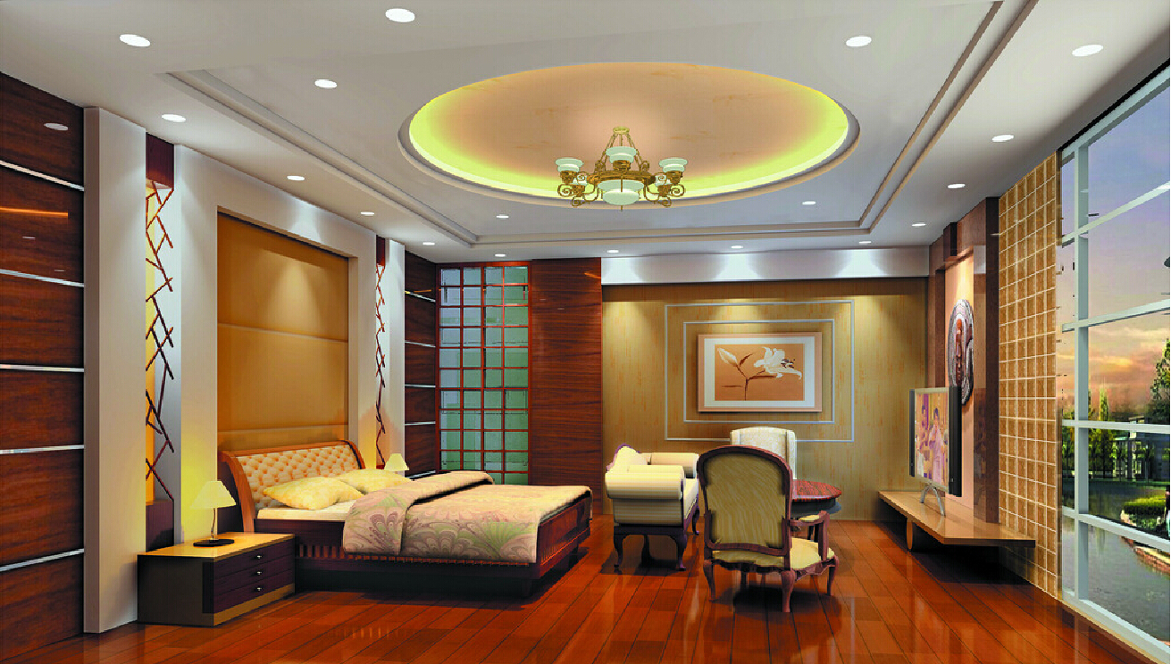 25 latest false designs for living room bed room for Ceiling styles ideas