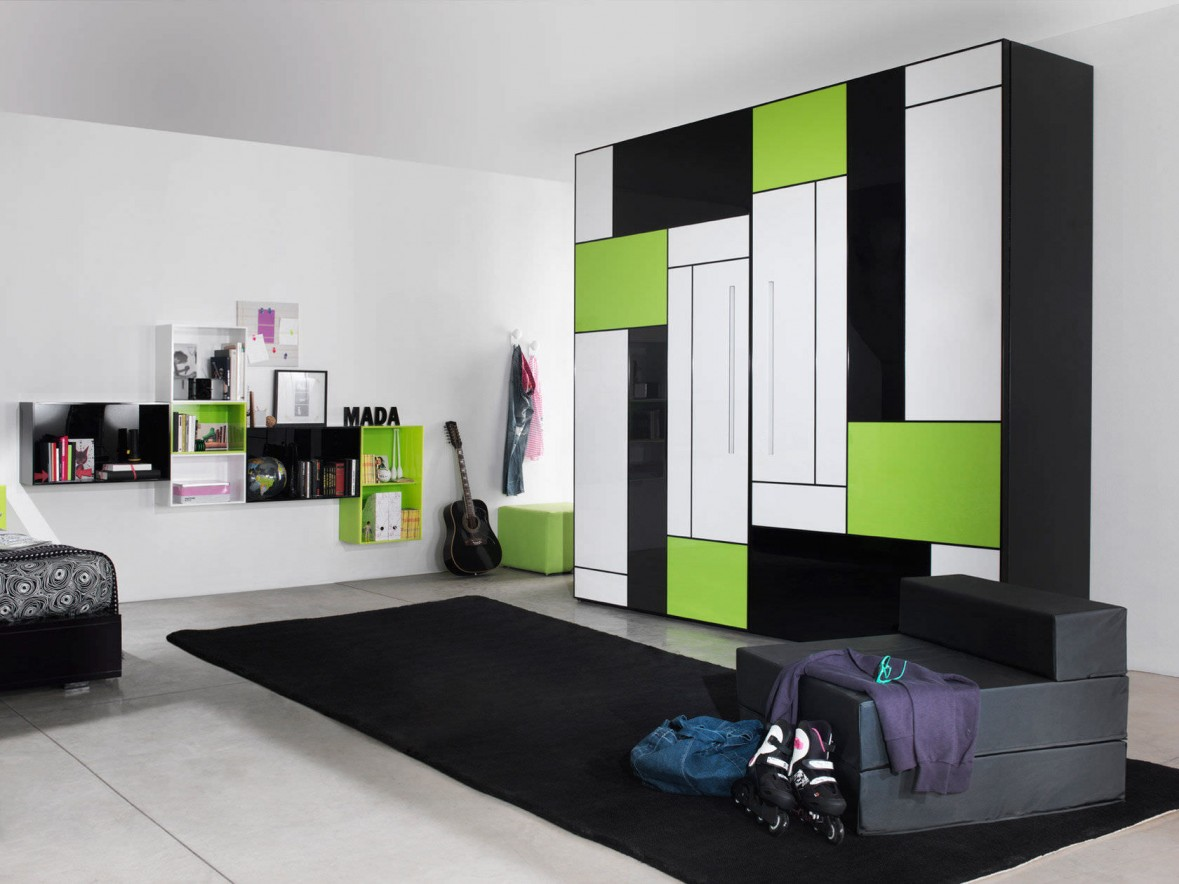 35+ Images Of Wardrobe Designs For Bedrooms
