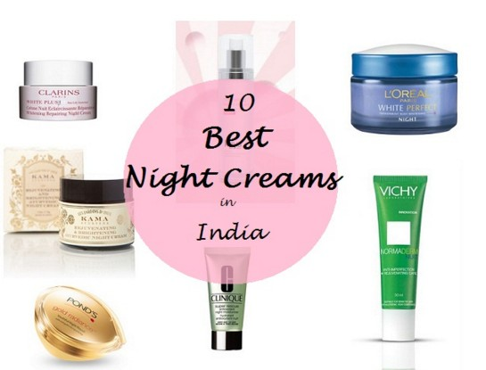 Beat Night Creams For Oily Skin Available In India