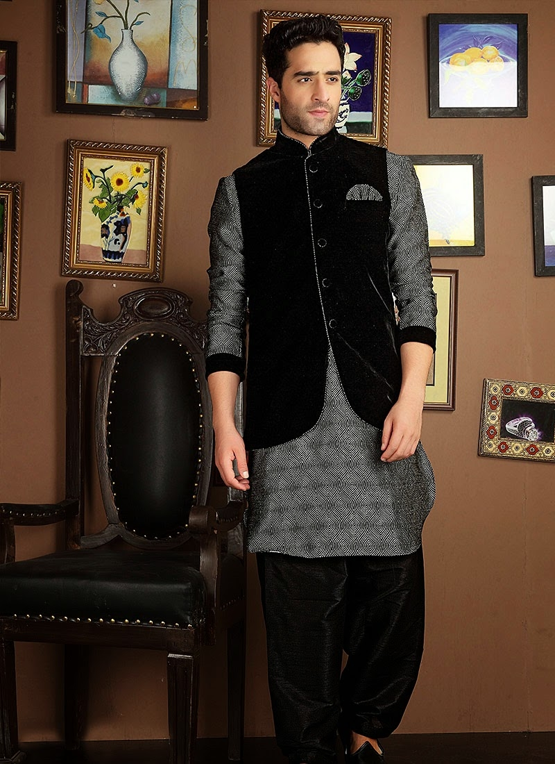designer kurta pajama for mens online