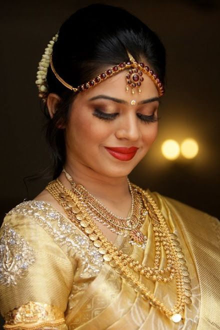 Most Beautiful South Indian Bridal Look Amp Style