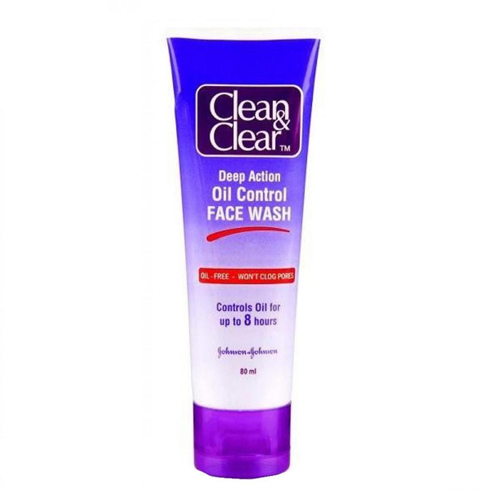 facewash for oily skin and acne
