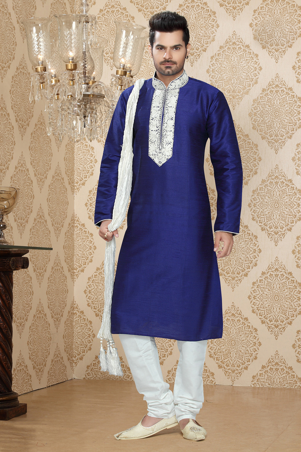 kurta pajama for mens manyawar