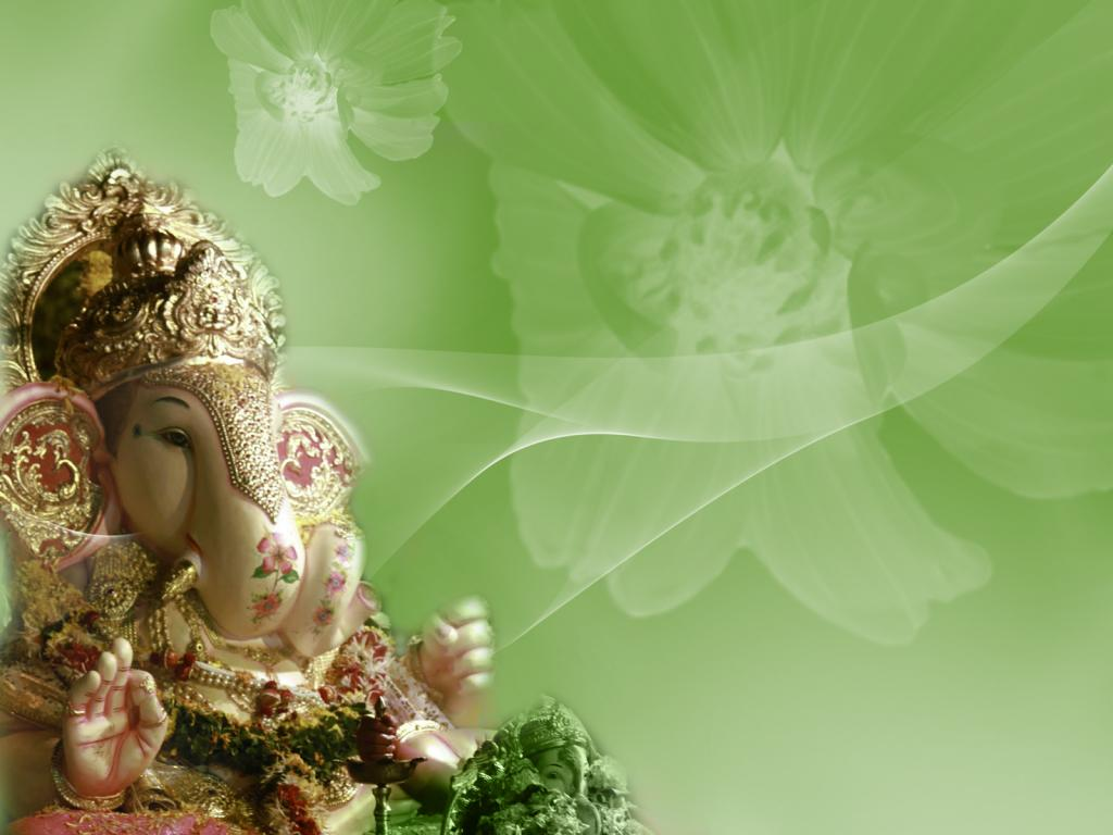 lord ganesha hd background images