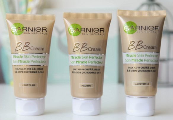 Garnier All In One Miracle Perfector BB Cream