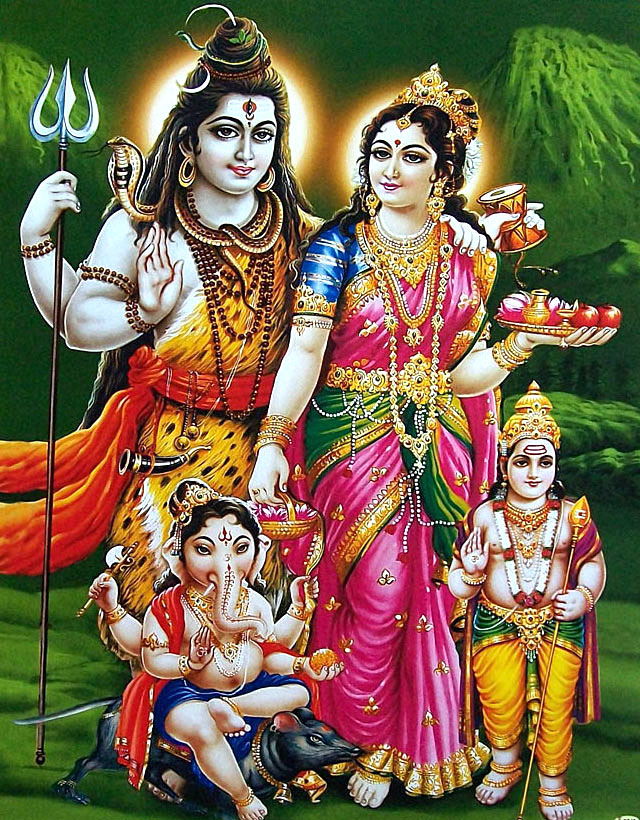 lord shiva picture hd