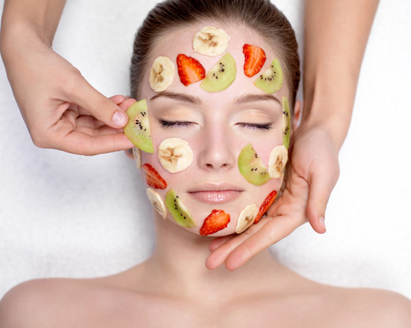 home made beauty tips for glowing skin