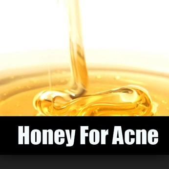 Honey To Cure Pimples On Forehead