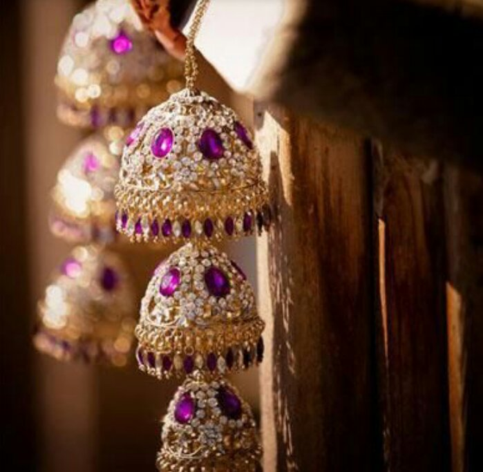 Beautiful Indian Punjabi Wedding Kalire Designs Images Wallpapers